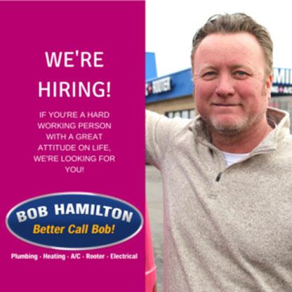bob hamilton careers